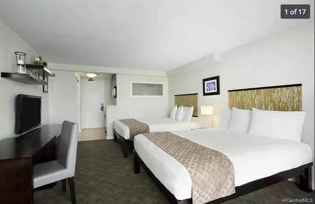 445 Seaside Avenue #2703, Honolulu, HI 96815 (MLS #202011821) :: Keller Williams Honolulu