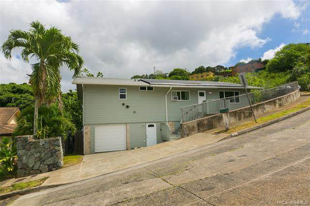 1811 Lanikeha Place, Pearl City, HI 96782 (MLS #202011822) :: Keller Williams Honolulu