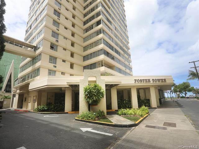 2500 Kalakaua Avenue #201, Honolulu, HI 96815 (MLS #202011836) :: Elite Pacific Properties