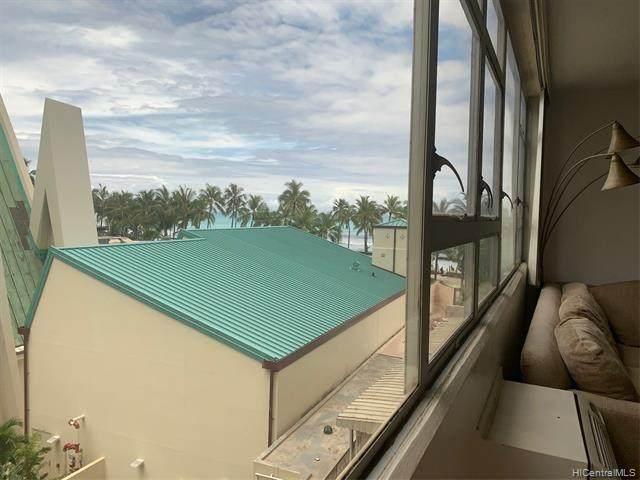 2500 Kalakaua Avenue #405, Honolulu, HI 96815 (MLS #202011837) :: Keller Williams Honolulu