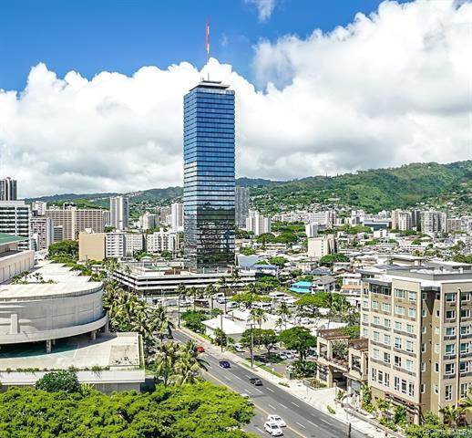 1750 Kalakaua Avenue #203, Honolulu, HI 96826 (MLS #202011840) :: Elite Pacific Properties