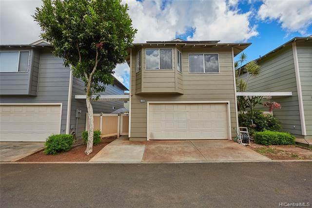 91-1038B Hoomaka Street #20, Ewa Beach, HI 96706 (MLS #202011841) :: Island Life Homes