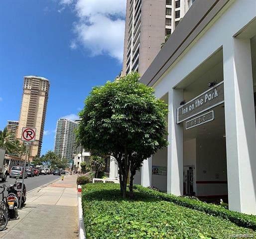 1920 Ala Moana Boulevard #1207, Honolulu, HI 96815 (MLS #202011842) :: Keller Williams Honolulu