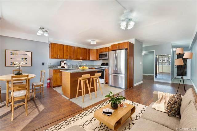 910 Ahana Street #505, Honolulu, HI 96814 (MLS #202011847) :: Elite Pacific Properties