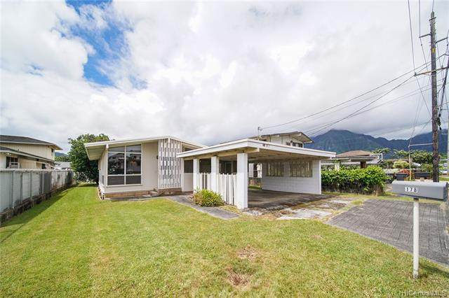 45-178 Makahio Street, Kaneohe, HI 96744 (MLS #202011860) :: Team Lally