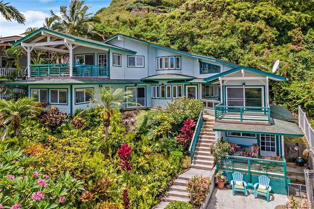 1213 Aalapapa Drive, Kailua, HI 96734 (MLS #202011866) :: LUVA Real Estate