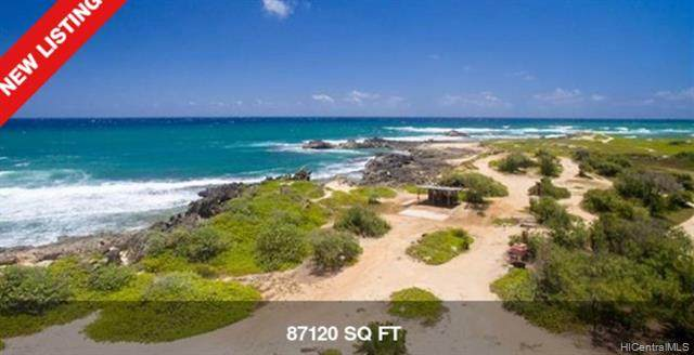 Lot A2 Kamehameha Highway, Kahuku, HI 96731 (MLS #202011875) :: Keller Williams Honolulu