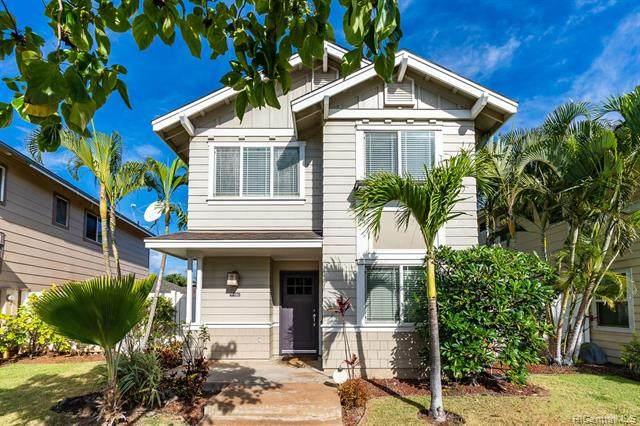 91-1062 Kai Kukuma Street, Ewa Beach, HI 96706 (MLS #202011876) :: Barnes Hawaii