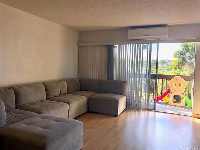 98-1070 Komo Mai Drive B, Aiea, HI 96701 (MLS #202011893) :: Keller Williams Honolulu