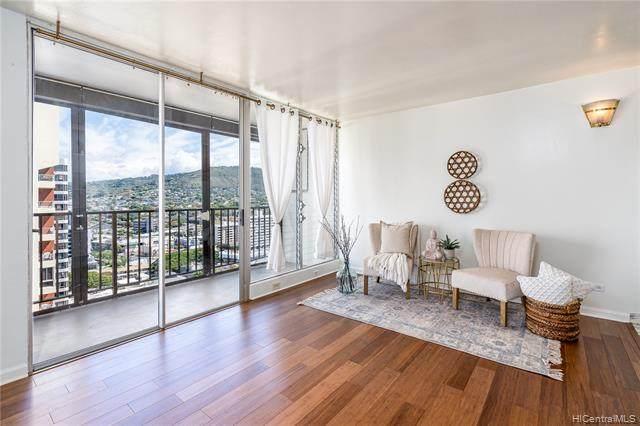2754 Kuilei Street #2002, Honolulu, HI 96826 (MLS #202011903) :: Elite Pacific Properties