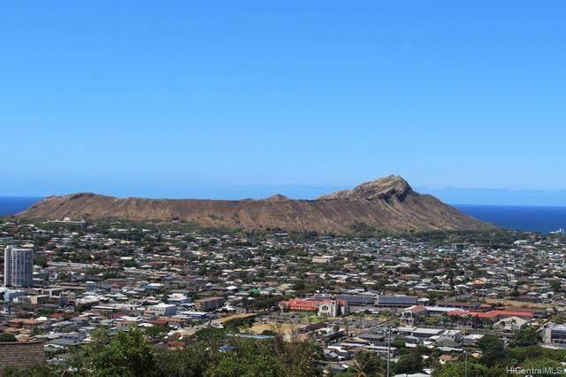 1564 Kaminaka Drive, Honolulu, HI 96816 (MLS #202011908) :: The Ihara Team