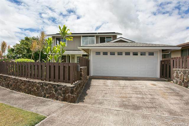 94-347 Kaholo Street, Mililani, HI 96789 (MLS #202011919) :: Elite Pacific Properties