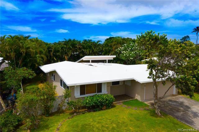 1604 Ulueo Street, Kailua, HI 96734 (MLS #202011928) :: Barnes Hawaii