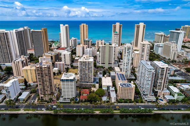 2445 Ala Wai Boulevard, Honolulu, HI 96815 (MLS #202011932) :: Elite Pacific Properties