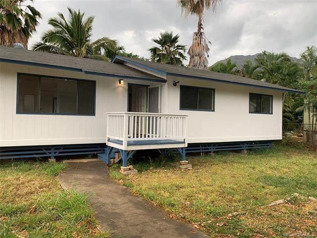 84-850 Hanalei Street, Waianae, HI 96792 (MLS #202011940) :: The Ihara Team