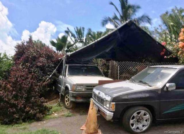 85-045 Army Street, Waianae, HI 96792 (MLS #202011954) :: Keller Williams Honolulu