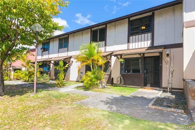 94-1482 Lanikuhana Avenue #534, Mililani, HI 96789 (MLS #202011966) :: The Ihara Team