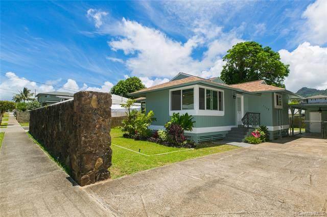 1117 Hele Street, Kailua, HI 96734 (MLS #202011976) :: The Ihara Team