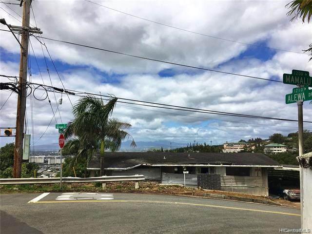 1211 Alewa Drive, Honolulu, HI 96817 (MLS #202011977) :: Island Life Homes