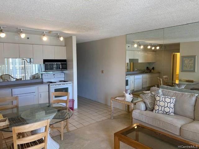 201 Ohua Avenue #2206, Honolulu, HI 96815 (MLS #202012040) :: Keller Williams Honolulu