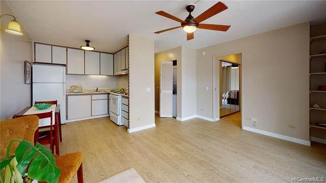 2754 Kuilei Street #1602, Honolulu, HI 96826 (MLS #202012043) :: Elite Pacific Properties