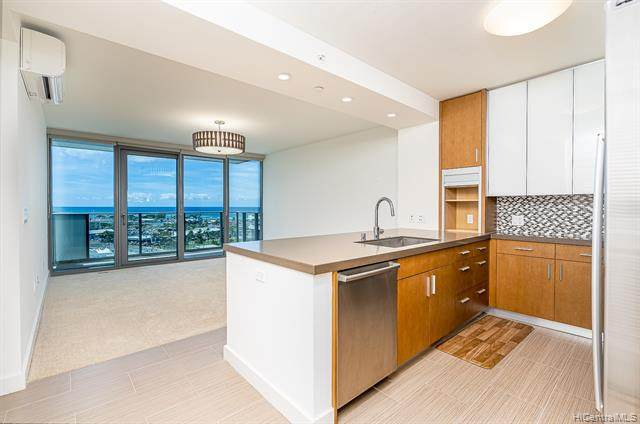600 Ala Moana Boulevard #1403, Honolulu, HI 96813 (MLS #202012052) :: Island Life Homes