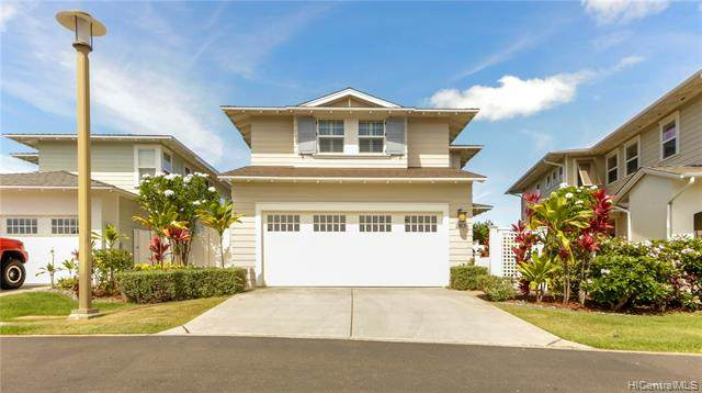 91-1496 Kaikohola Street D7, Ewa Beach, HI 96706 (MLS #202012058) :: Elite Pacific Properties