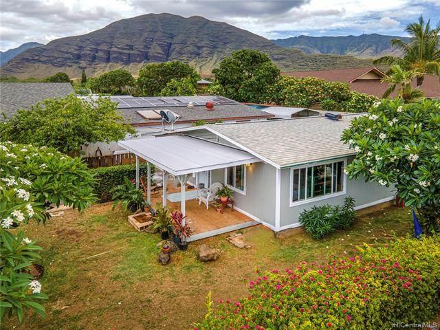 87-1685 Mohihi Street, Waianae, HI 96792 (MLS #202012059) :: Elite Pacific Properties