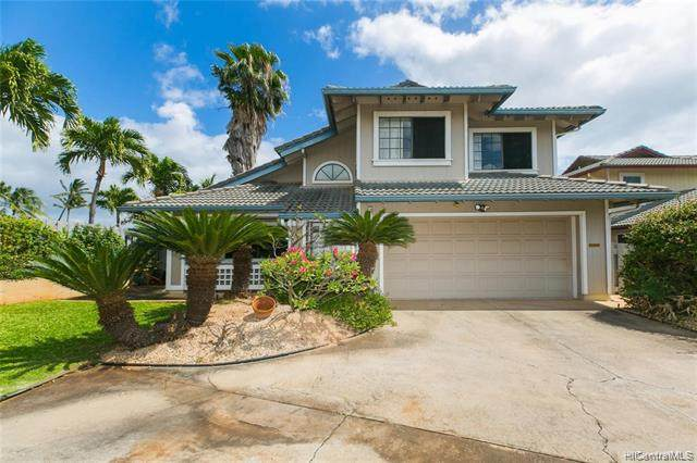 91-209 Oaniani Place, Kapolei, HI 96707 (MLS #202012067) :: The Ihara Team
