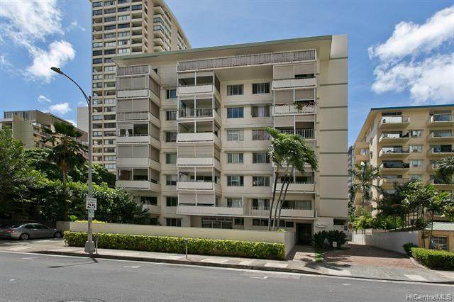 411 Kaiolu Street 301 & 303, Honolulu, HI 96815 (MLS #202012105) :: The Ihara Team