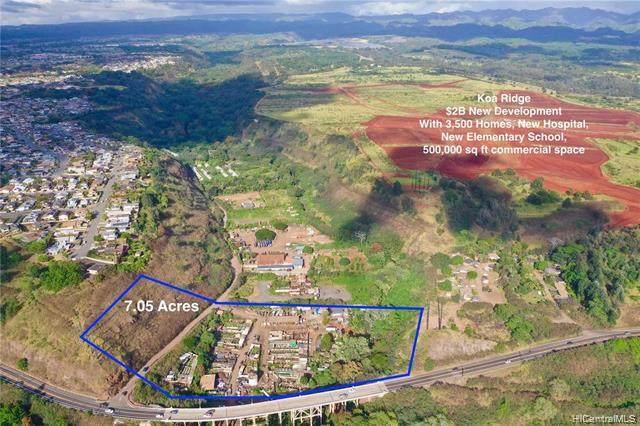 94-500 Kamehameha Highway J, Waipahu, HI 96797 (MLS #202012112) :: Team Lally