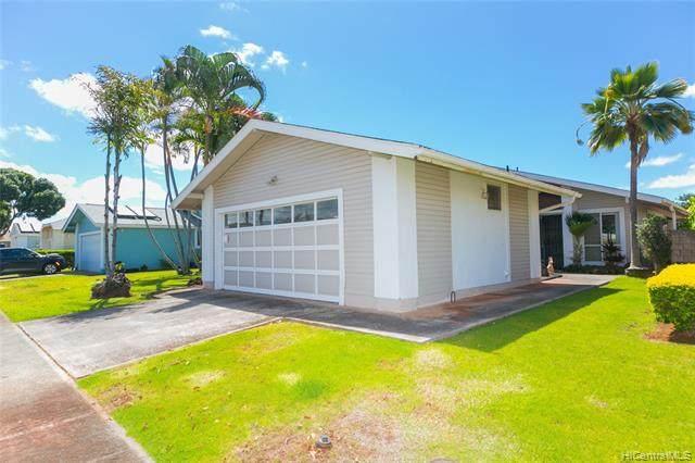 94-1053 Heahea Street, Waipahu, HI 96797 (MLS #202012118) :: The Ihara Team