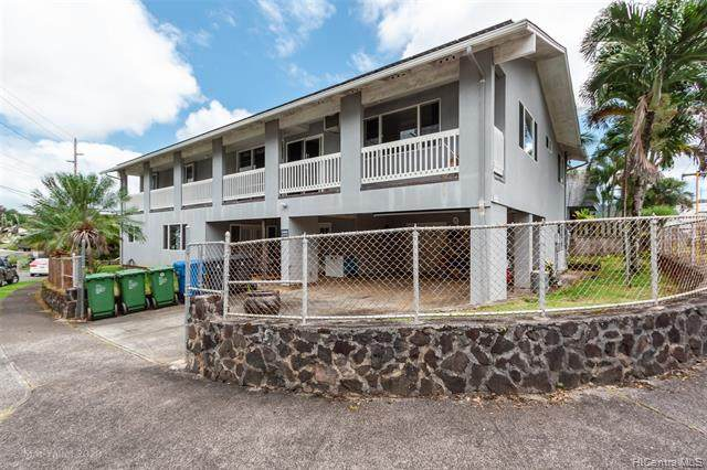 45-443 Keikikane Loop, Kaneohe, HI 96744 (MLS #202012131) :: Team Lally