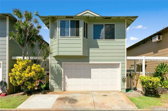 91-1010 Laulauna Street #126, Ewa Beach, HI 96706 (MLS #202012145) :: Team Lally