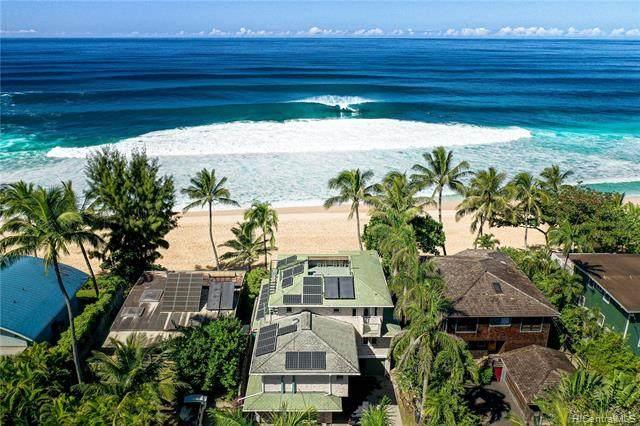 59-379 Ke Nui Road, Haleiwa, HI 96712 (MLS #202012149) :: Keller Williams Honolulu