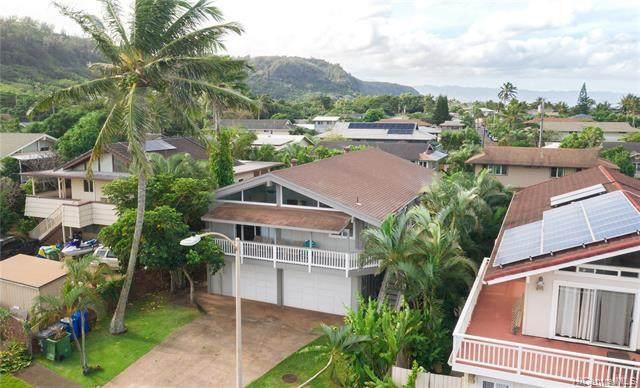 58-035 Kapuai Place, Haleiwa, HI 96712 (MLS #202012163) :: Elite Pacific Properties