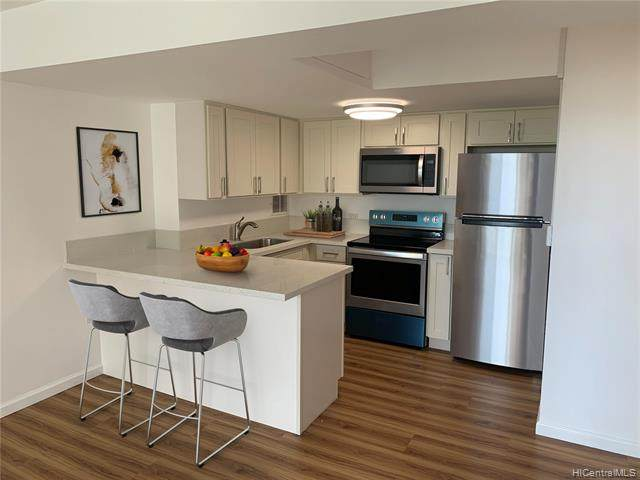 1415 Victoria Street #214, Honolulu, HI 96822 (MLS #202012171) :: Island Life Homes
