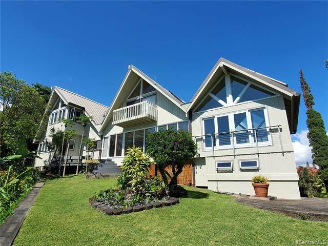 140 Poloke Place, Honolulu, HI 96822 (MLS #202012178) :: Island Life Homes