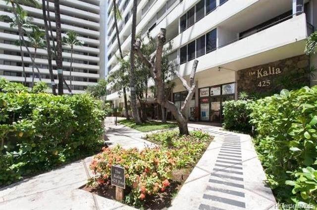 425 Ena Road 403B, Honolulu, HI 96815 (MLS #202012188) :: Keller Williams Honolulu