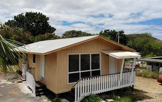 85-709 Piliuka Place B, Waianae, HI 96792 (MLS #202012189) :: The Ihara Team