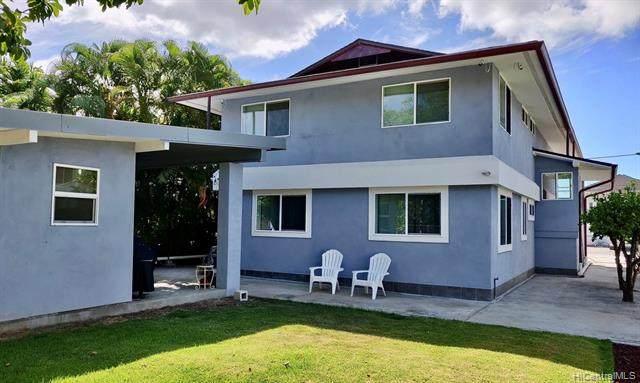 1526 Evelyn Lane, Honolulu, HI 96822 (MLS #202012193) :: Barnes Hawaii