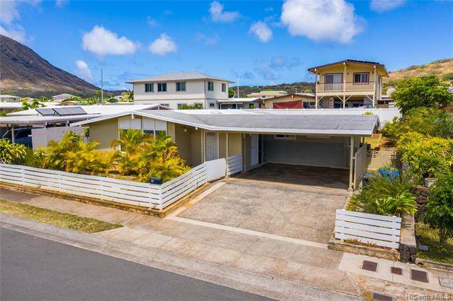 233 Hanamaulu Street, Honolulu, HI 96825 (MLS #202012257) :: Team Lally