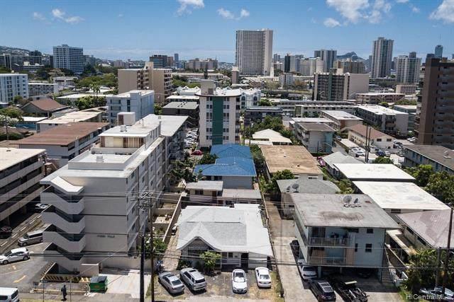 1525 Piikoi Street, Honolulu, HI 96822 (MLS #202012331) :: Team Lally