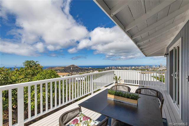 3928 Pili Place, Honolulu, HI 96816 (MLS #202012337) :: Elite Pacific Properties
