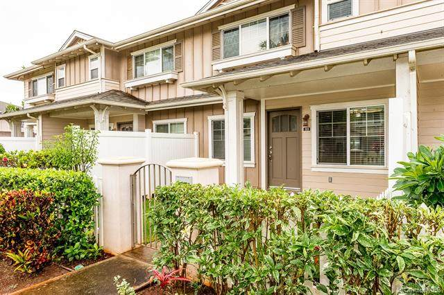 91-1015 Kaipalaoa Street #503, Ewa Beach, HI 96706 (MLS #202012346) :: Team Lally