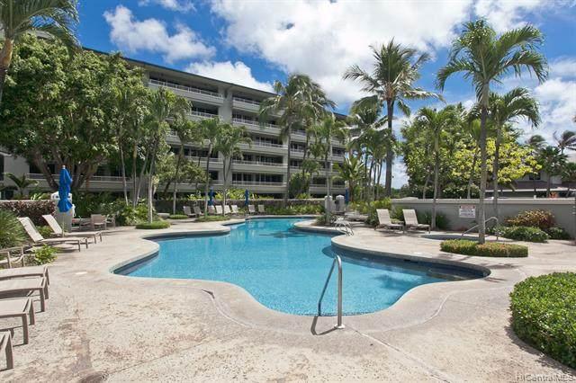 1 Keahole Place #2413, Honolulu, HI 96825 (MLS #202012362) :: Barnes Hawaii