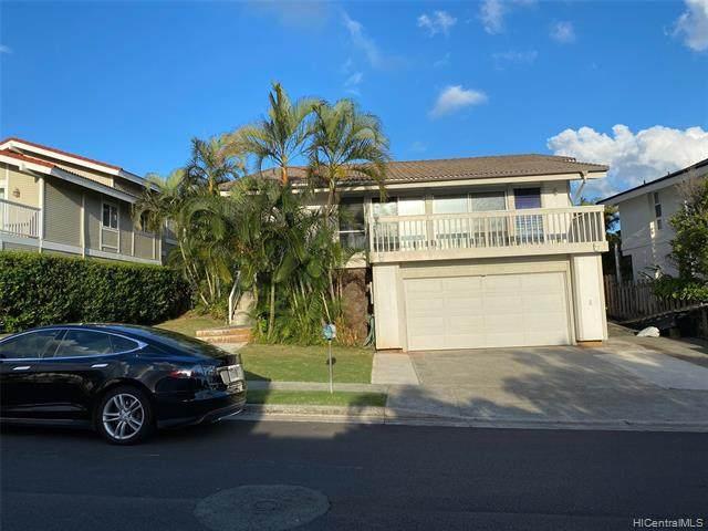 1089 Kaumoku Street, Honolulu, HI 96825 (MLS #202012381) :: The Ihara Team