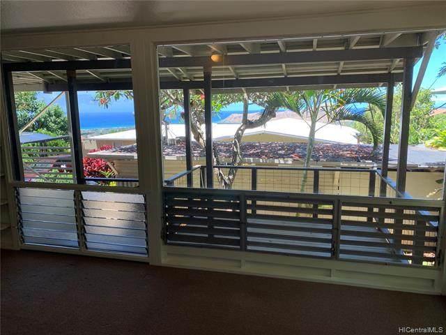 4433 Sierra Drive Downstairs, Honolulu, HI 96816 (MLS #202012382) :: The Ihara Team