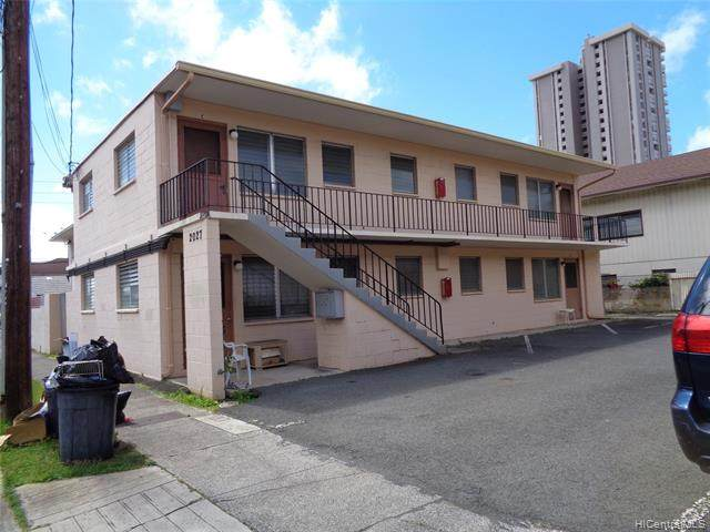 2027 Waiola Street B, Honolulu, HI 96826 (MLS #202012383) :: The Ihara Team