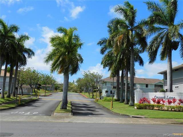 95-1174 Makaikai Street #91, Mililani, HI 96789 (MLS #202012401) :: Elite Pacific Properties